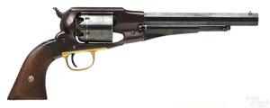 Remington New model 1858 Army percussion revolver