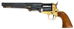 Italian reproduction percussion Colt Navy revolver