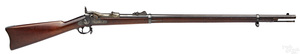 US Springfield model 1879 trapdoor rifle