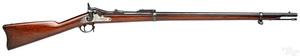 US Springfield model 1884 trapdoor rifle