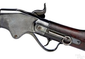 Spencer model 1863 saddle ring carbine