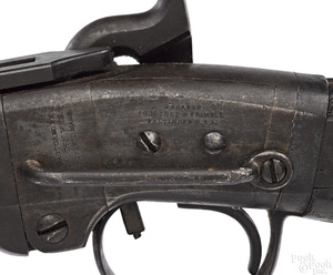 Smith patent breech loading carbine