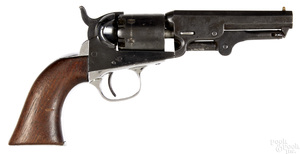 Colt model 1849 percussion pocket revolver