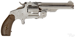 Smith & Wesson model 1 1/2 Baby Russian revolver