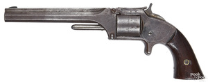 Smith & Wesson model 2 Old Army revolver