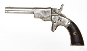 Jacob Rupertus single shot pistol