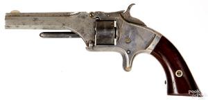 Smith & Wesson pocket revolver