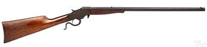 J. Stevens Favorite single shot rifle