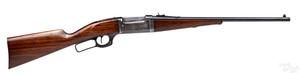 Savage model 99 lever action takedown carbine