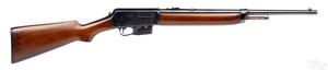Winchester model 1907 SL semi-automatic carbine