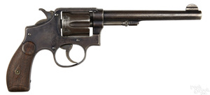 Smith & Wesson Military & Police model revolver