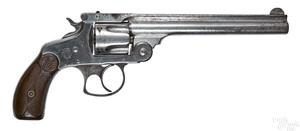 Smith & Wesson 1909 5th model revolver