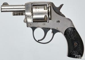 Harrington & Richardson Victor five shot revolver