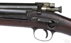US Springfield Armory model 1895 Krag carbine