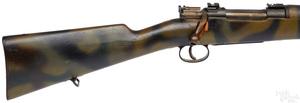 Swedish Mauser model 94 bolt action rifle