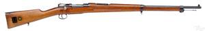 Swedish Carl Gustafs model 1896 bolt action rifle