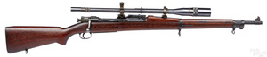 Springfield Arsenal model 1903-A1 sniper rifle