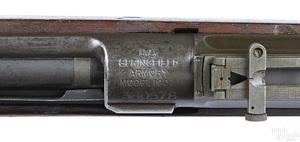 Springfield Arsenal model 1903 bolt action rifle