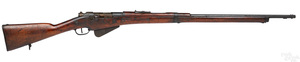 French model 1907-15 bolt action military rifle