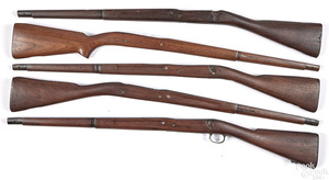Five 1903 stocks