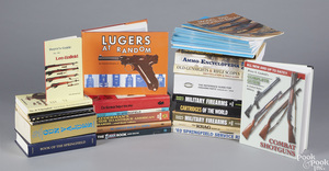 Miscellaneous gun books
