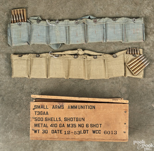 Group of ammunition