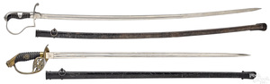 Two German swords