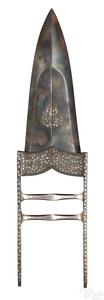 Indo-Persian scissor type katar dagger