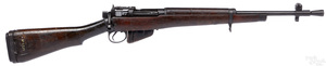 British SMLE no. 5 jungle bolt action carbine