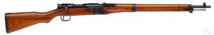 Japanese Arisaka type 2 takedown rifle
