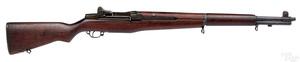 Springfield M1 Garand semi-automatic rifle