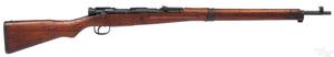 Japanese Arisaka type 99 bolt action rifle