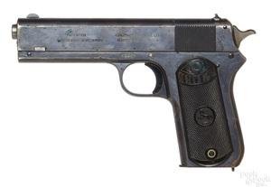 Colt model 1903 pocket hammer pistol
