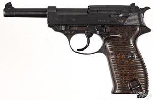 Spreewerke cvq P38 semi-automatic pistol