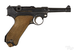 German DWM P08 commercial semi-automatic pistol