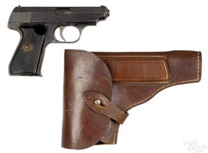 Sig Sauer 38H pistol