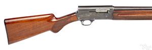 Browning Arms Belgian semi-automatic shotgun