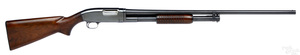 Winchester model 12 pump action shotgun