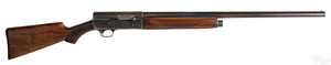 Remington model 11 semi-automatic shotgun