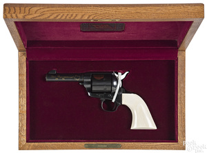 Colt's Sheriffs model commemorative revolver
