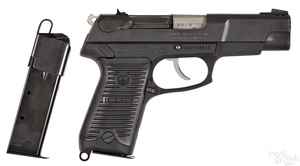 Ruger P89DC semi-automatic pistol