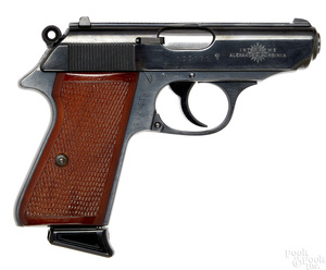 Walther PPK/S imported by Interarms pistol