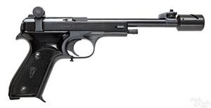 Russian semi-automatic target pistol