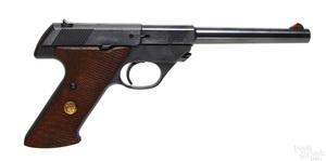 Hi-Standard Sport King semi-automatic pistol