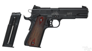 Sig Sauer model 1911-22 semi-automatic pistol