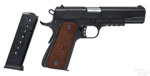 Girsan Sarac, semi-automatic pistol clone