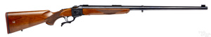 Ruger falling block single shot rifle