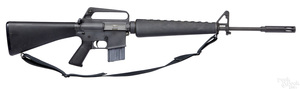 Colt pre-ban AR-15 model SP1 semi-automatic rifle