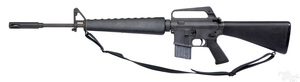 Colt pre-ban AR-15 model SP1 semi-automatic rifle