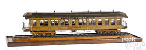 Flying Dutchman Pullman Parlor Car model
